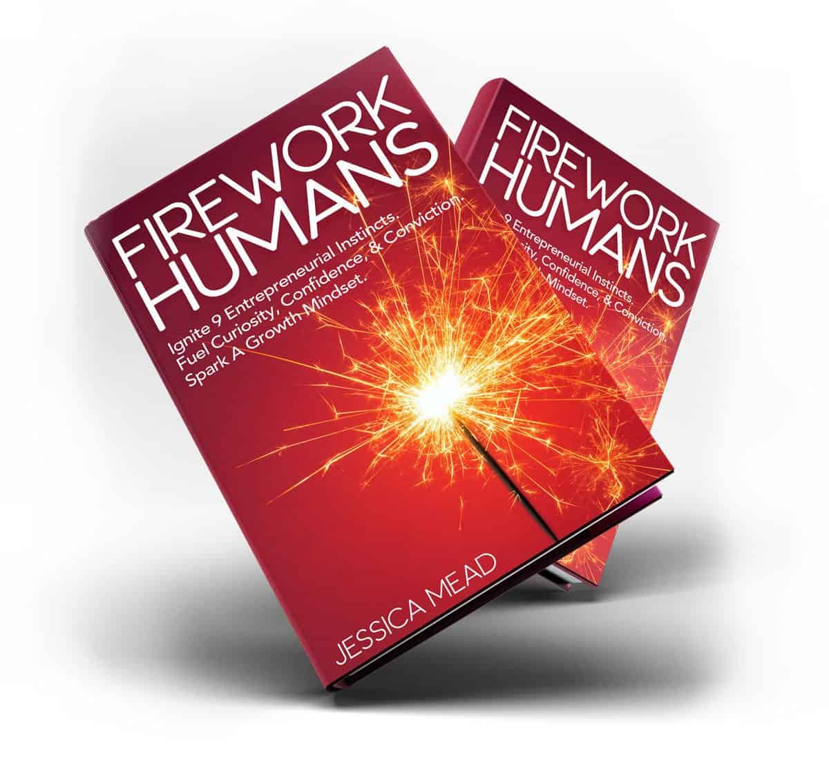 Firework Humans by Jessica Mead
